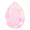Swarovski 4320 Pear Fancy Stone 14x10mm Crystal Powder Rose (144 Pieces)